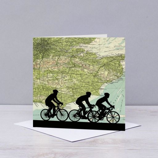 London to Brighton Cycling Card