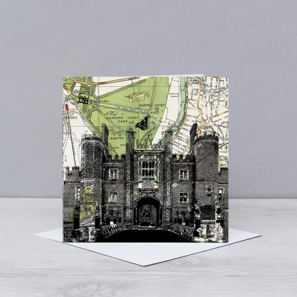 Hampton Court Palace Card