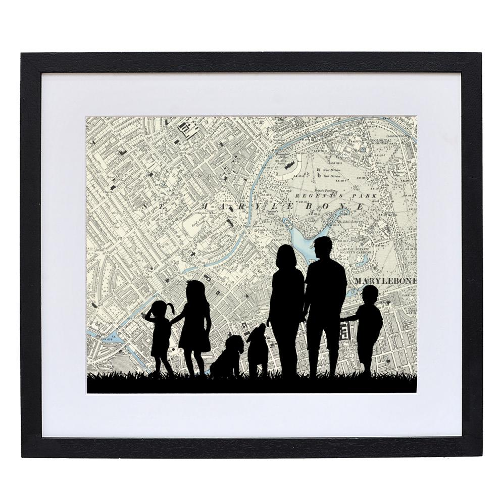 Personalised Family Portrait Commission