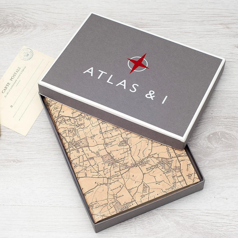 Personalised Leather Address Book