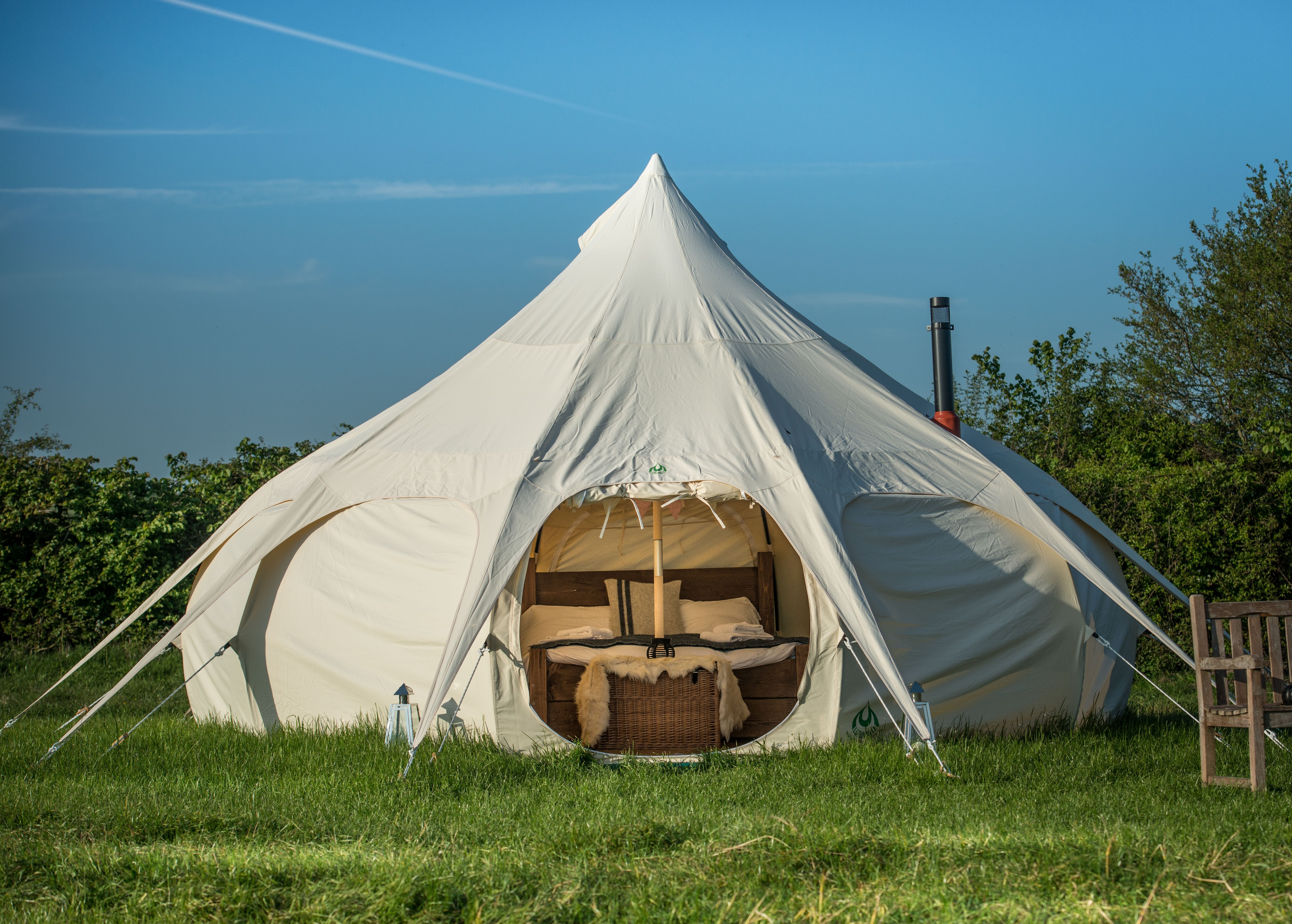 The Great Glamping Giveaway